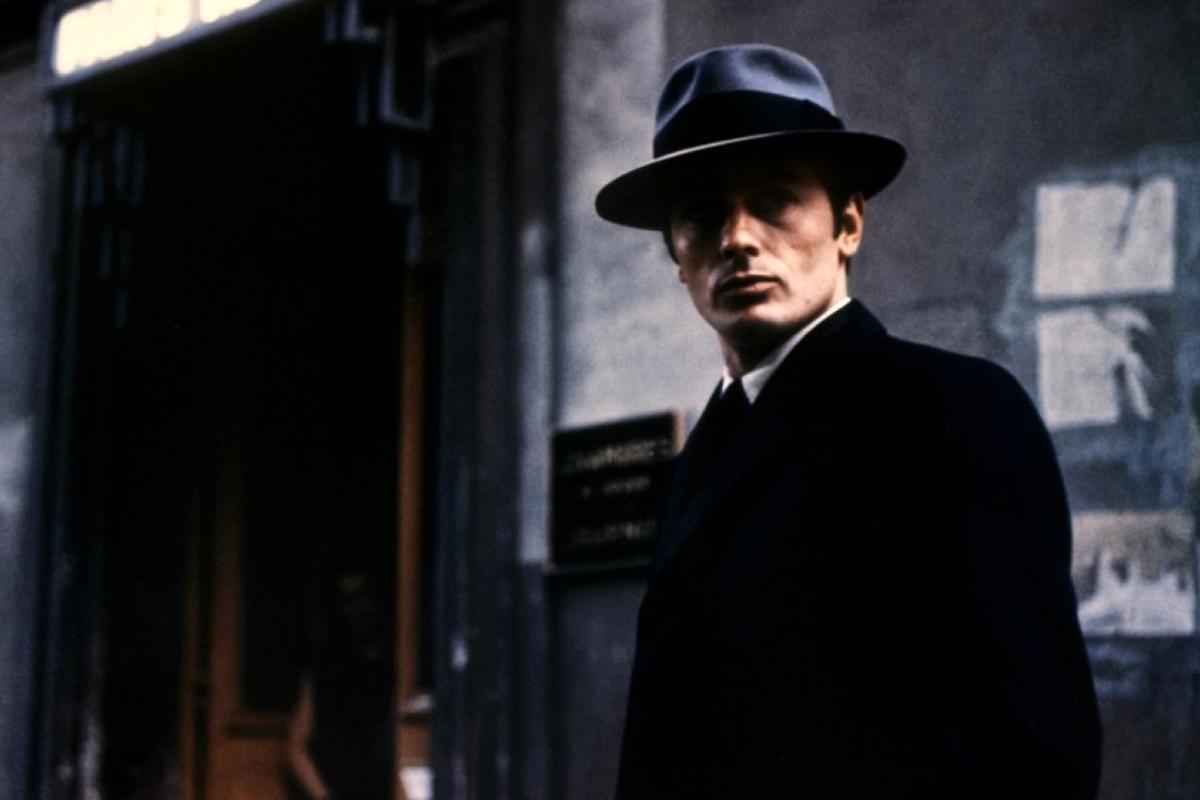 1967 | Le Samouraï | Frank Costello, faccia d'angelo (Jean-Pierre Melville)