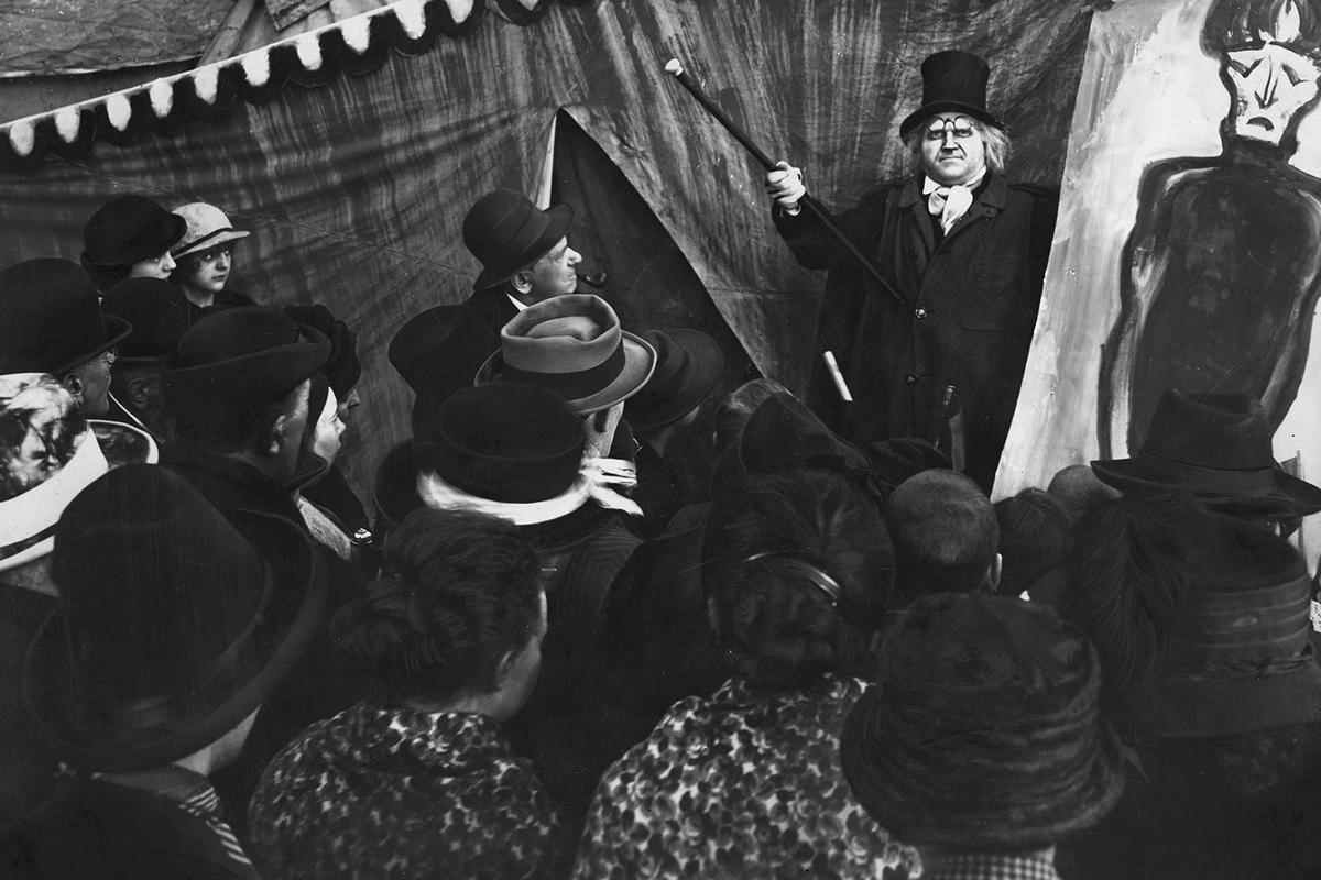 1920 | Das Cabinet des Dr. Caligari | The Cabinet of Dr. Caligari (R. Wiene)