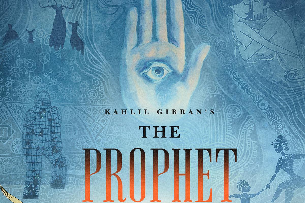 2014   The Prophet (Roger Allers, etc.)