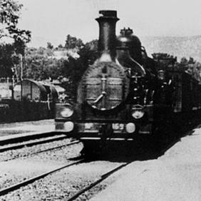 1895 | L'arrivée d'un train à La Ciotat (Lumière)