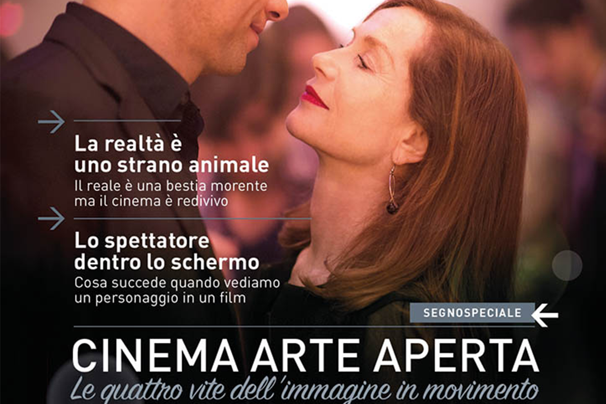 Marco Venditti on Segnocinema