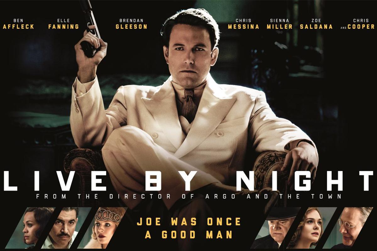 "Ben Affleck torna dietro la macchina da presa per ""Live By Night"""