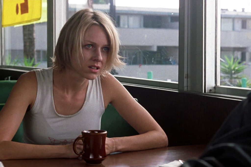 Naomi Watts in Mulholland Drive