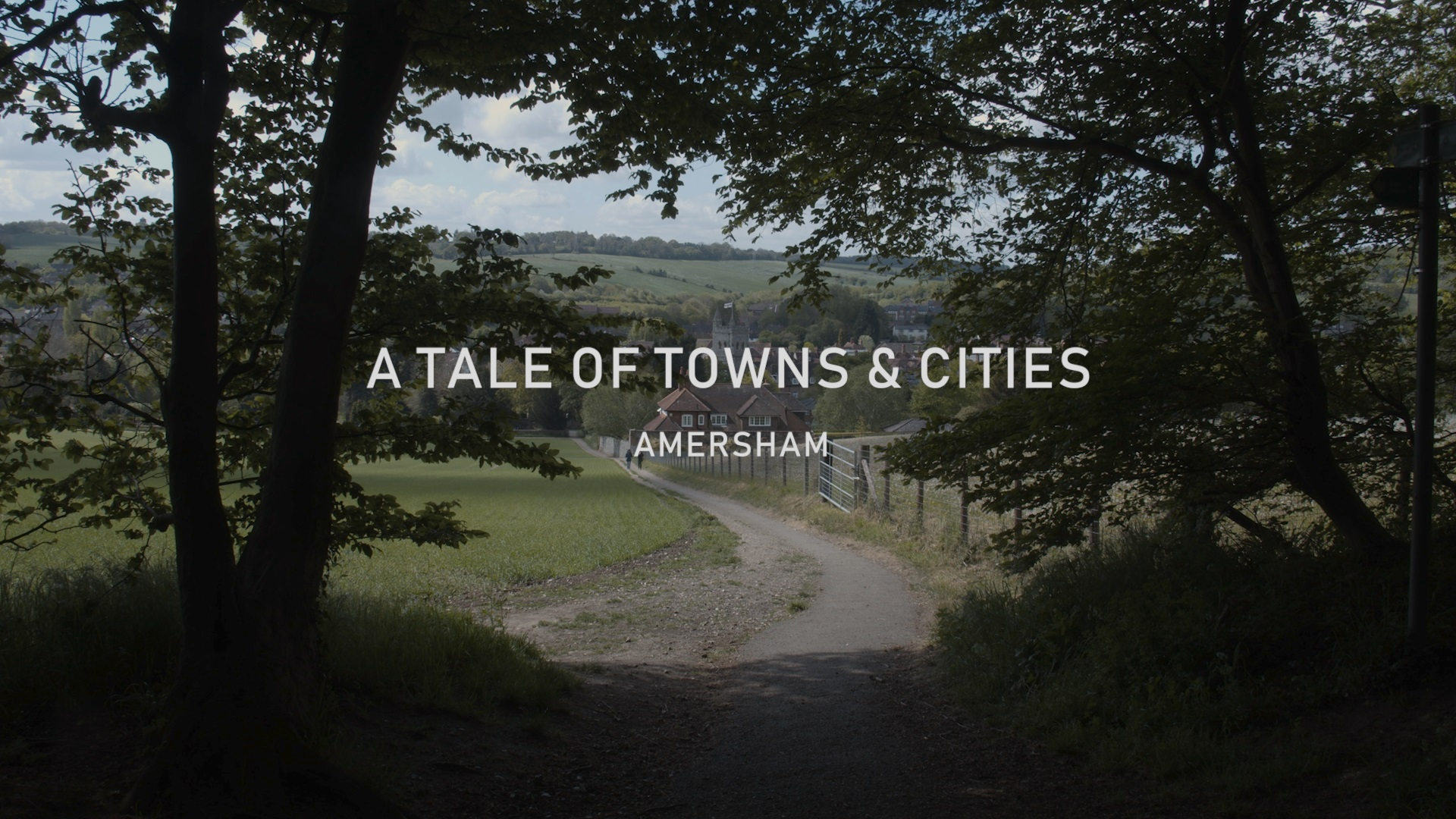 2020   A tale of towns and cities: Amersham