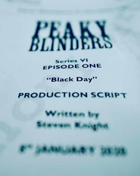 Front Page - Peaky Blinders S06E01