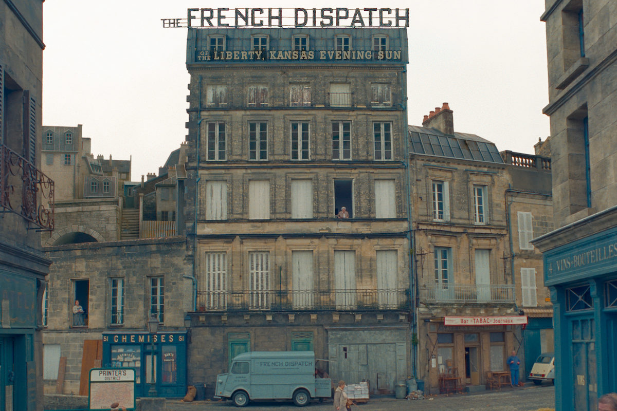 The French Dispatch – W. Anderson – Trailer
