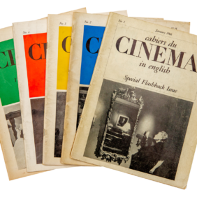 Cahiers du Cinema – The end of an era