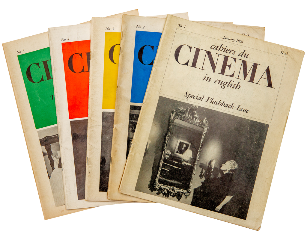 Cahiers du Cinema – The end of an era