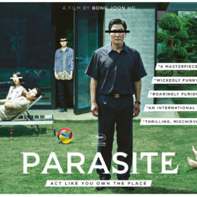 Parasite – Bong Joon Ho – Graphic Novel – Fumetto