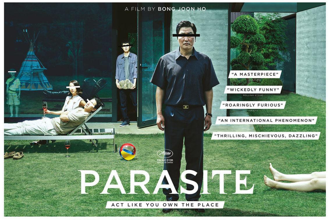 Parasite – Bong Joon Ho – Graphic Novel