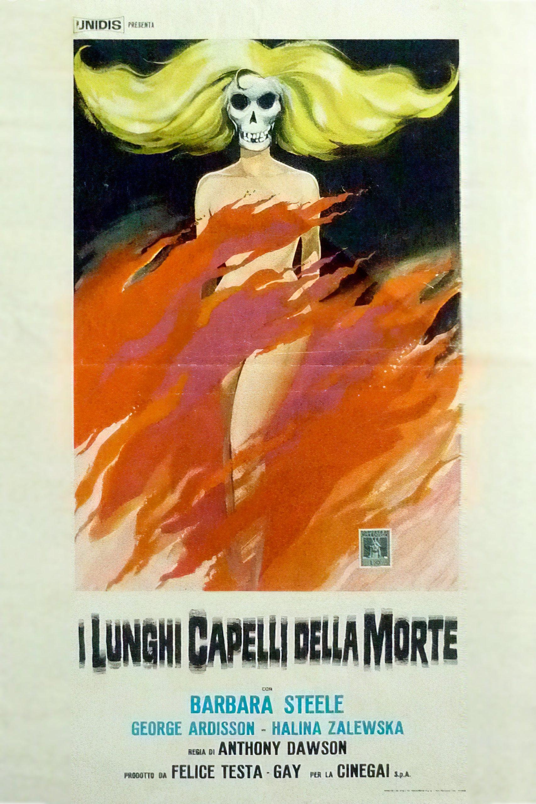 The Long Hair of Death (1964)