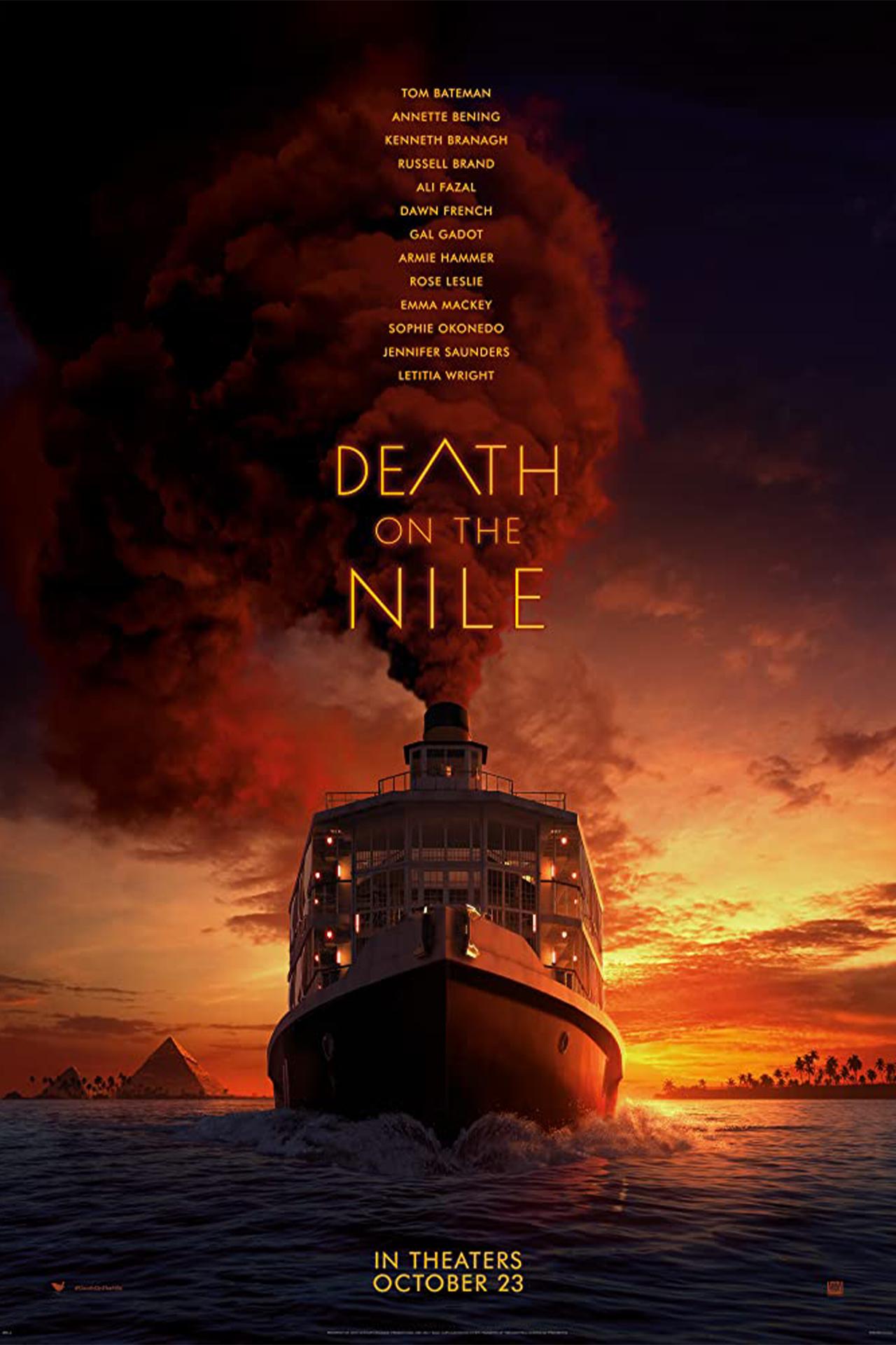 Death on the Nile – Trailer