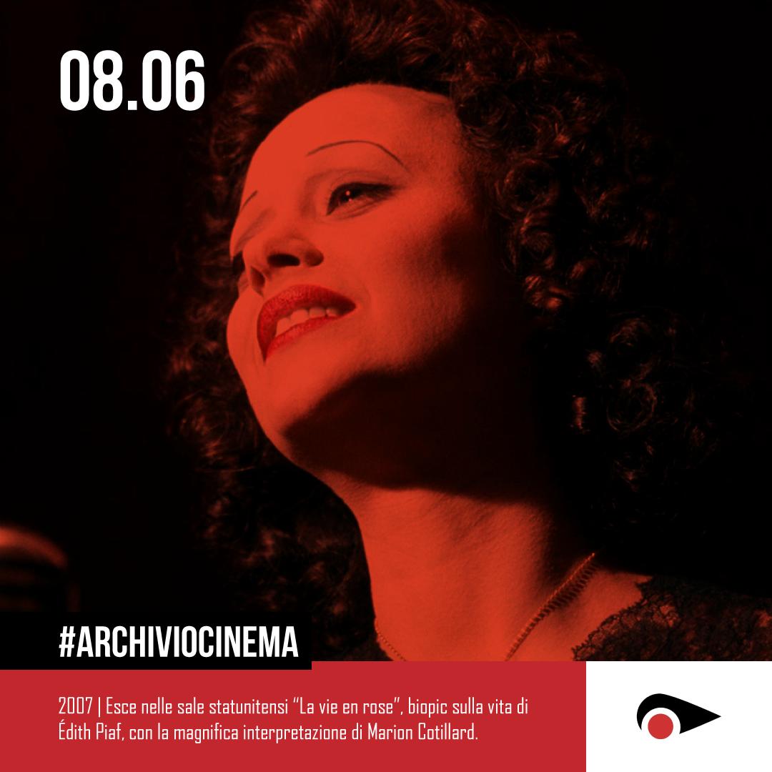 #ArchivioCinema: cos'è successo oggi 8 giugno nella storia del cinema.