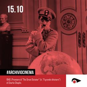 #ArchivioCinema: 15 ottobre nella storia del cinema.