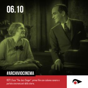 #ArchivioCinema: 6 ottobre nella storia del cinema.