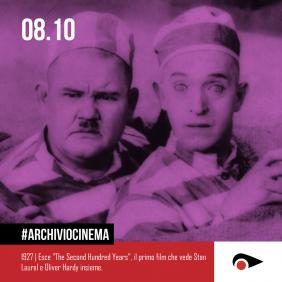 #ArchivioCinema: 8 ottobre nella storia del cinema.